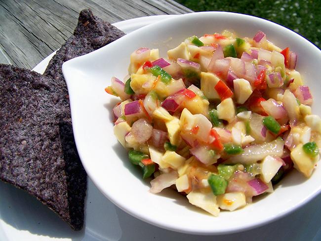 Paw Paw Salsa Recipe Hot Hot Hot!