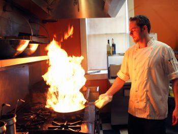 Abingdon Chef Nathan Breeding | Friends Drift Inn