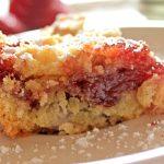 Strawberry Jam Bar Cookie Recipe By Joyce Pinson