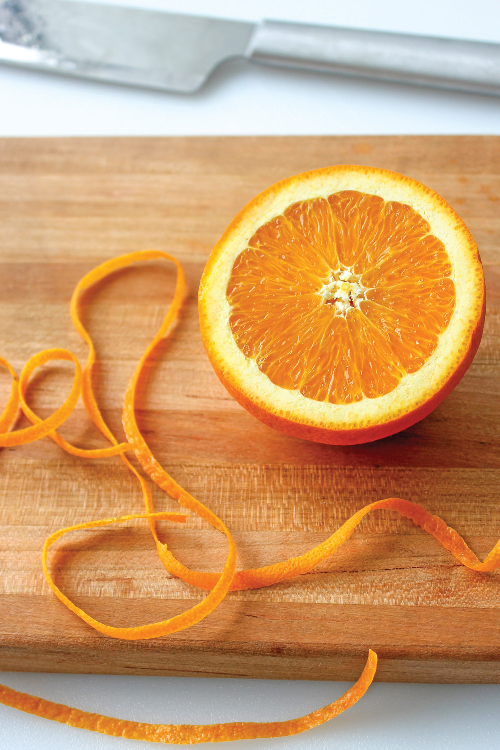 Friends Drift Inn Orange Marmale uses fresh oranges and orange peel ribbons