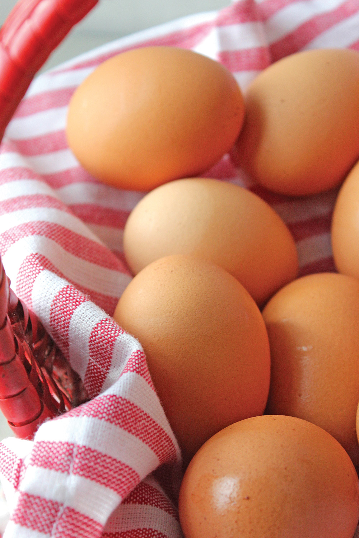 Eggs a week or older make the best deviled eggs.