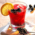 Blackberry Bramble Recipe Instructions