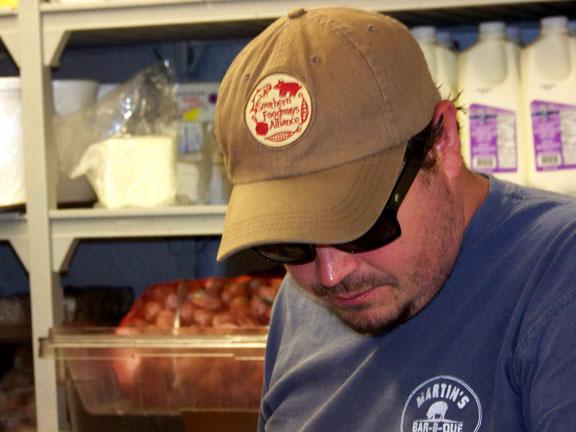 Chef Sean Brock | Friends Drift Inn