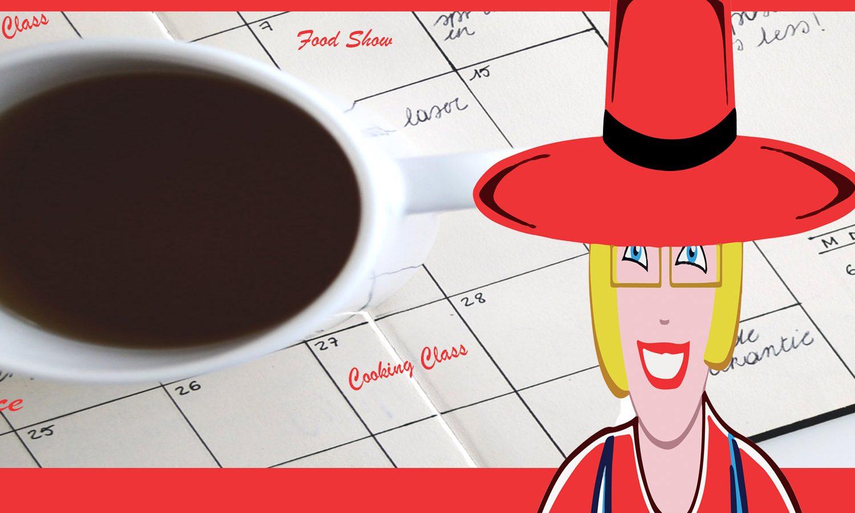Calendar of Events for Friends Drift Inn Joyce Pinson