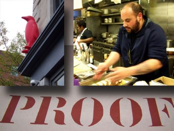 Chef Michael Paley | Friends Drift Inn