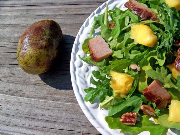 paw paw salad | Friends Drift Inn