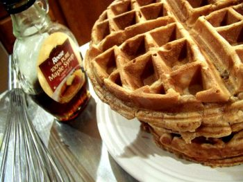 paw paw waffles | Friends Drift Inn