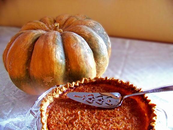 Revolutionary Pumpkin Pie Recipe | Friends Drift Inn