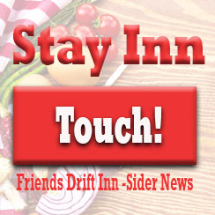 Link to subscribe to Friends Drift Inn-Sider News