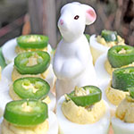 Jalepeno Deviled Eggs Recipe